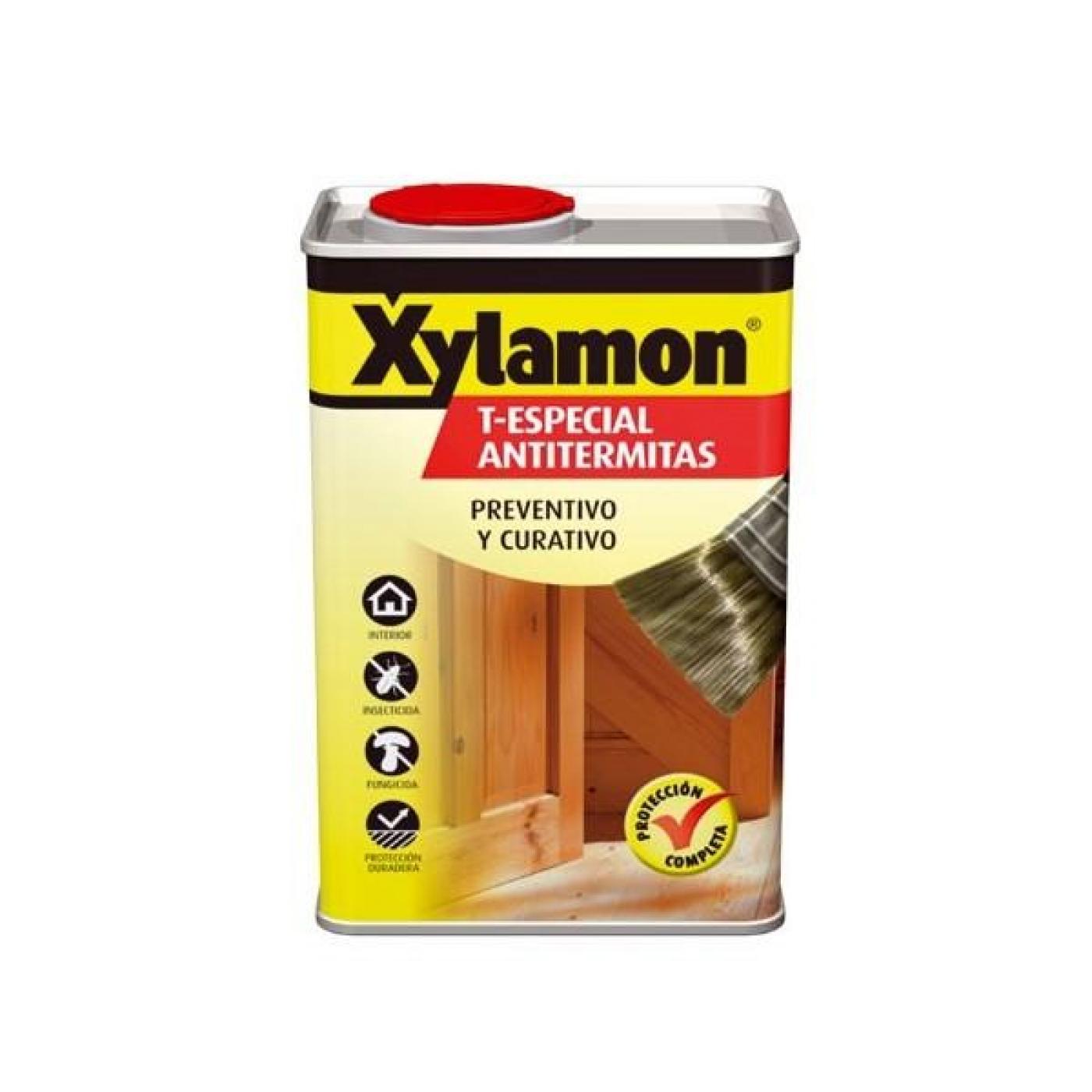 tratamiento especial anti termitas t especial xylamon por