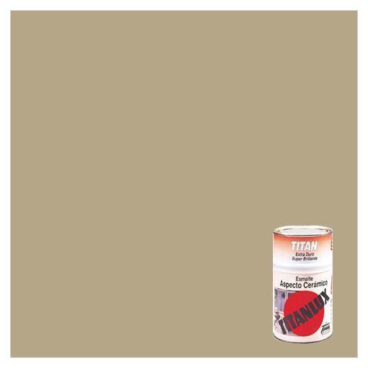 Esmalte de aspecto cerámico super brillante VISÓN Titanlux, 750 ml