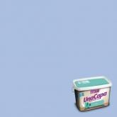 Pittura plastica mat BLU Titan UNA CAPA