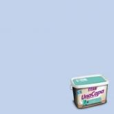 Pittura plastica mat BLU SOAVE Titan UNA CAPA