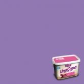 Peinture plastique mate lilas intensif Titan Une couche