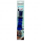 Sangle réglable bleue pour ceinture de sécurité