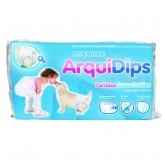 Pannolini cucciolo ArquiDips XL 10 unità