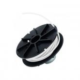 Bobine de nylon fino para GC-ET 3023 Einhell