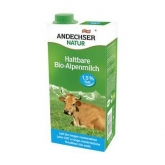 Latte di mucca magro UHT Andechser, 1L
