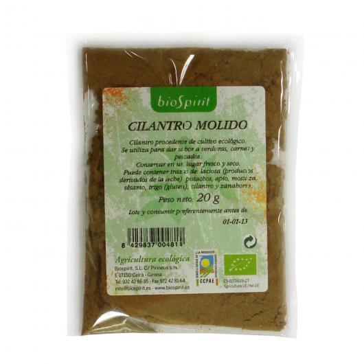 Coriandolo nacinato BioSpirit, 20 gr