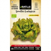 Summer Wonder Lettuce Organic Seeds