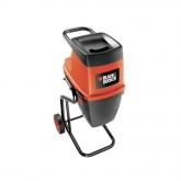 Biotrituratore elettrico Black&Decker GS2400 2400W