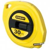 Cinta larga cerrada de acero Stanley 30 m 9.5 mm