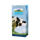 Lait de vache demi-écrémé UHT BIO+, 1 L