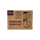Sapone di Aleppo Naturale 20% 200 gr