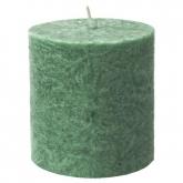 Vela pilar pequena verde, La Rueda Natural