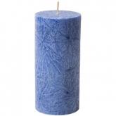Vela pilar azul, La Rueda Natural