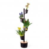Jardim vertical Flores Perfumadas, Citysens, preto