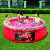 Piscina bimbi Cars Fase Set