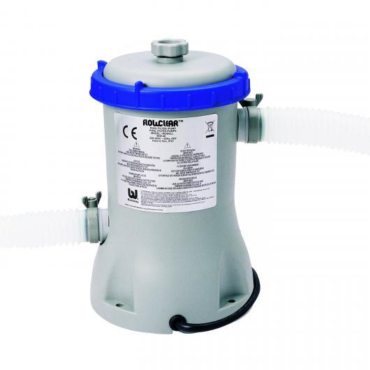 Depuradora de filtro de cartucho 2.006 L/H