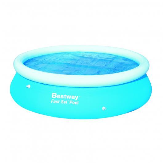 Bâche solaire pour piscine Fast Set 305 cm