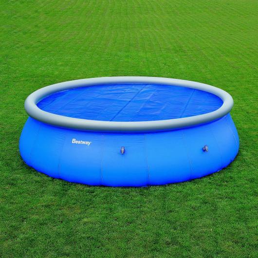 Cobertor solar para piscina Fast Set 549 cm
