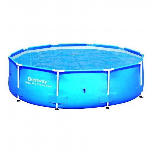 Cobertor solar para piscina Steel Pro 305 cm