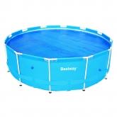 Cobertor solar para piscina Steel Pro 366 cm