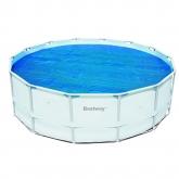 Bâche solaire piscine Steel Pro 427 cm