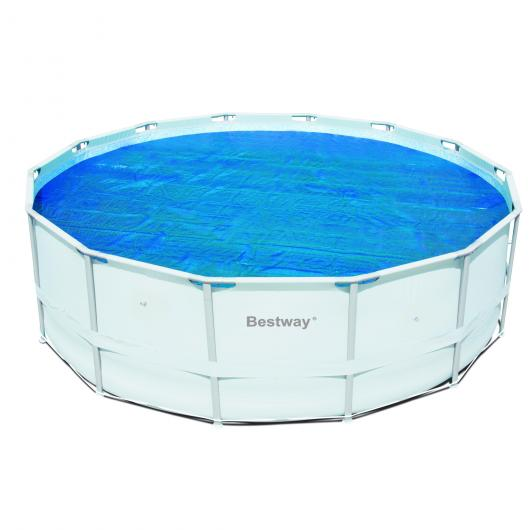 Cobertor solar piscina steel pro 427 cm por 35 00 en for Cobertor solar piscina