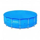 Telo di copertura solare per piscina Steel Pro 457 cm
