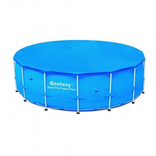 Bâche solaire pour piscine Steel Pro 457 cm