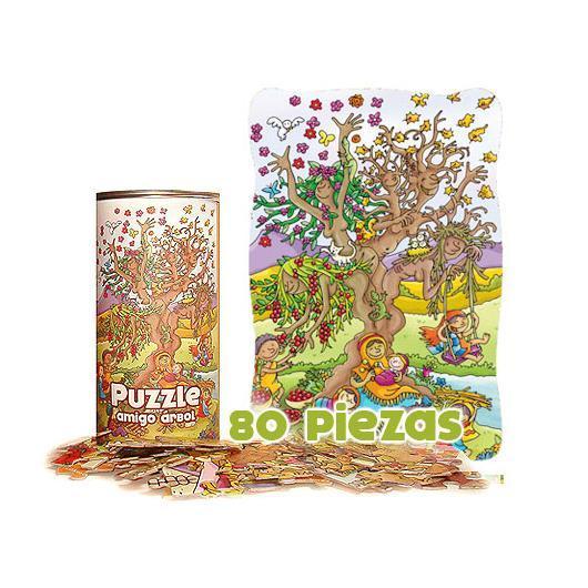 Puzzle Amigo Árbol