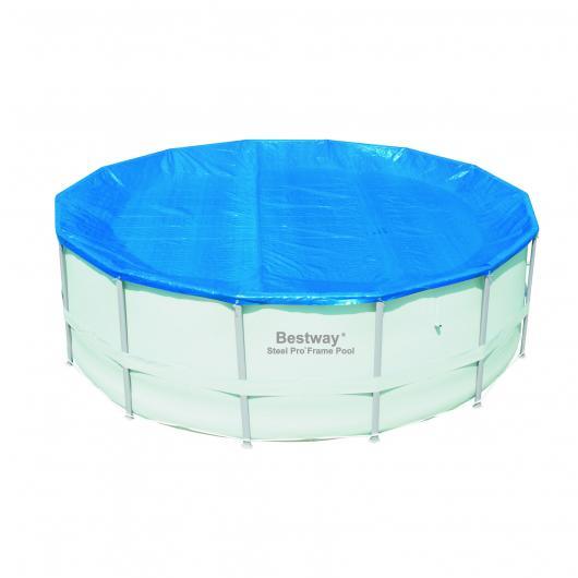 Bâche pour piscine Steel Pool 427 cm