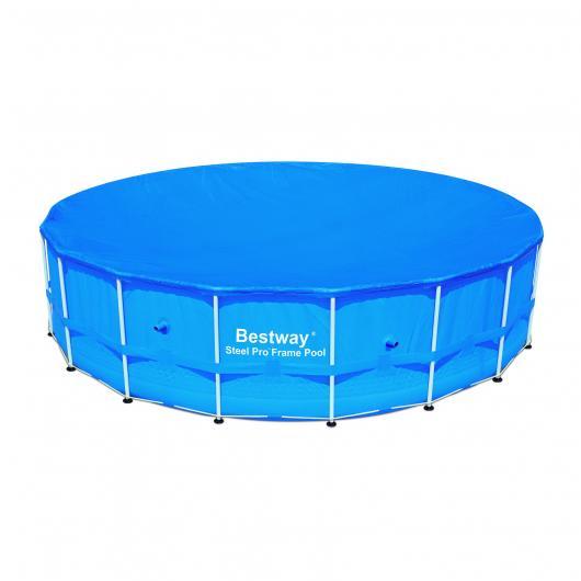 Bâche pour piscine Steel Pool 549 cm
