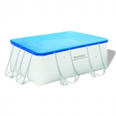 Cobertor de invierno para piscina Frame rectangular 287 x 201 cm