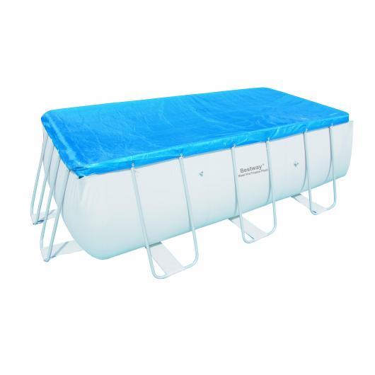 Cobertor de invierno para piscina Frame rectangular 412 x 201 cm