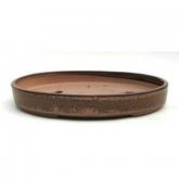 Vaso barro oxidado 25 cm