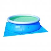 Tappeto suolo per piscina 366 cm diametro
