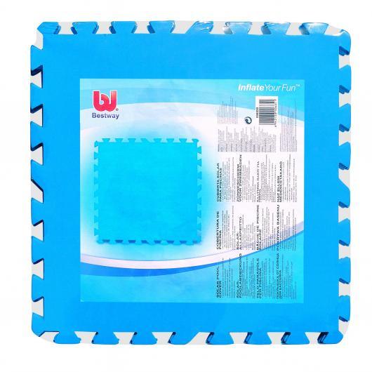 Protector de suelo piscina 50 x 50 cm