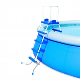 Escalera para piscinas de hasta 132 cm de altura