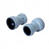 Conectores de 38 mm para depuradoras
