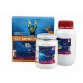 Kit minipiscinas Cloro y Alguicida