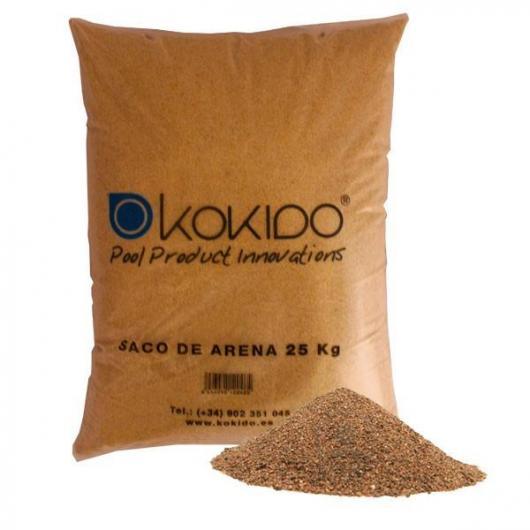Sabbia per depuratore 25 kg