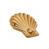 Colchão insuflável Concha dourada