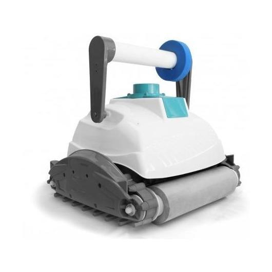 Robot nettoyeur de fond E-Bot avec rouleau en mousse