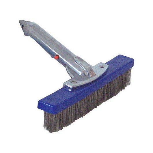 Cepillo con cerdas de acero inoxidable 25 cm