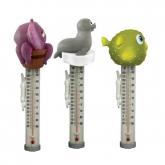 Termometro galleggiante piscina a forma di animale
