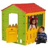 Casa para niños estilo granja