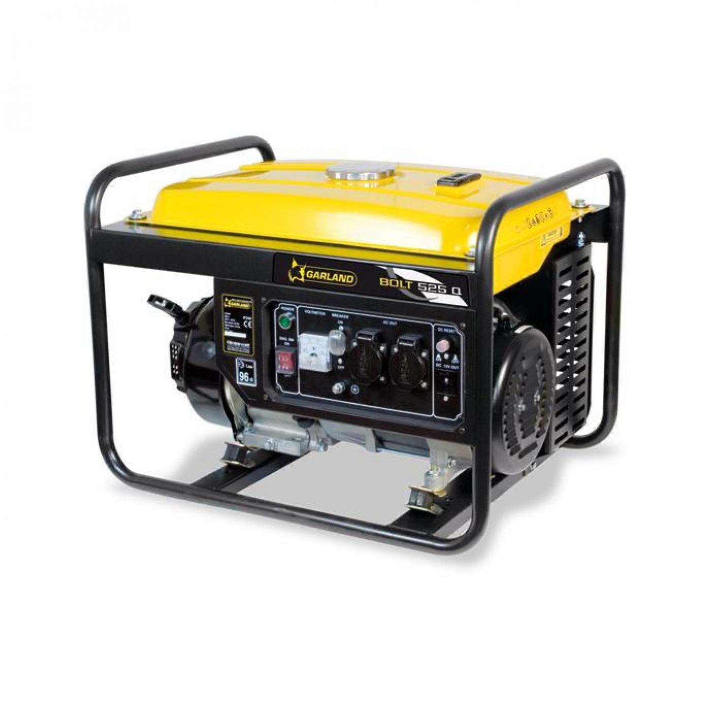Generador garland bolt 525 q por 359 99 en planeta huerto - Generadores de gasolina ...