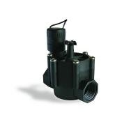 Electroválvula con regulador de caudal