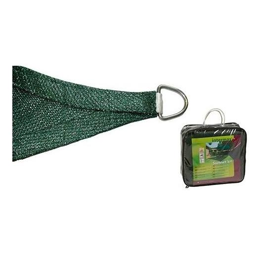 Kit Sun Net Rete Ombreggiante Verde