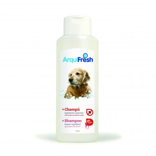 Shampooing anti-insectes pour chiens, 750 ml
