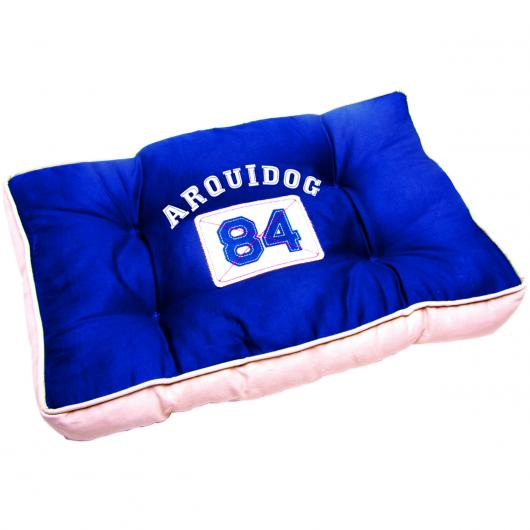 Coussin bleu Arquidog 84 pour chiens